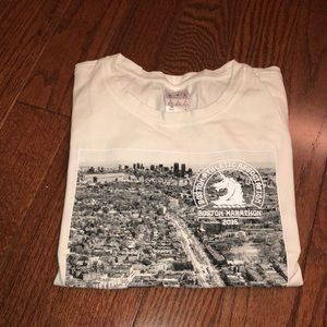Adidas Boston Marathon 2015 T-shirt